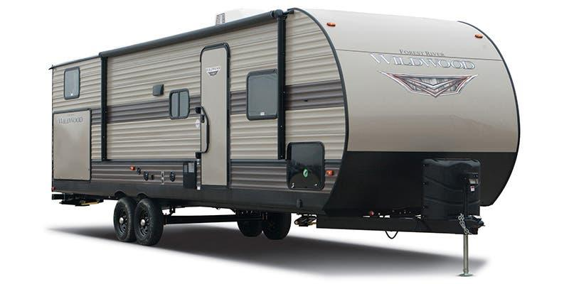 2019 Forest River WILDWOOD 27RE
