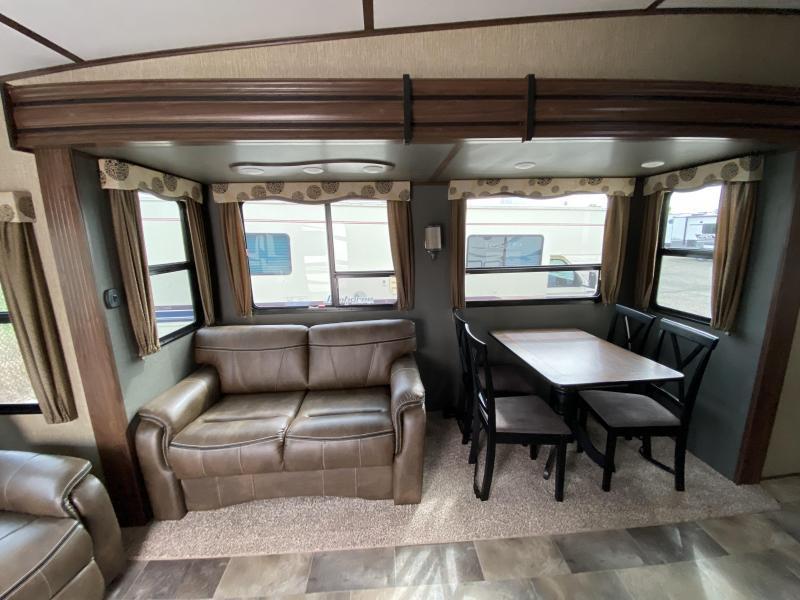 2017 Keystone RV SPRINTER 269SWRLS
