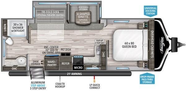 2021 Grand Design RV IMAGINE 2600RB