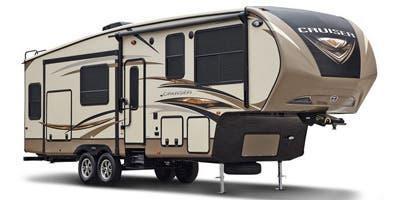 2014 CrossRoads RV CRUISER 315RL
