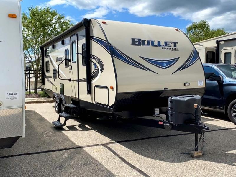 2017 Keystone RV BULLET 243BHS