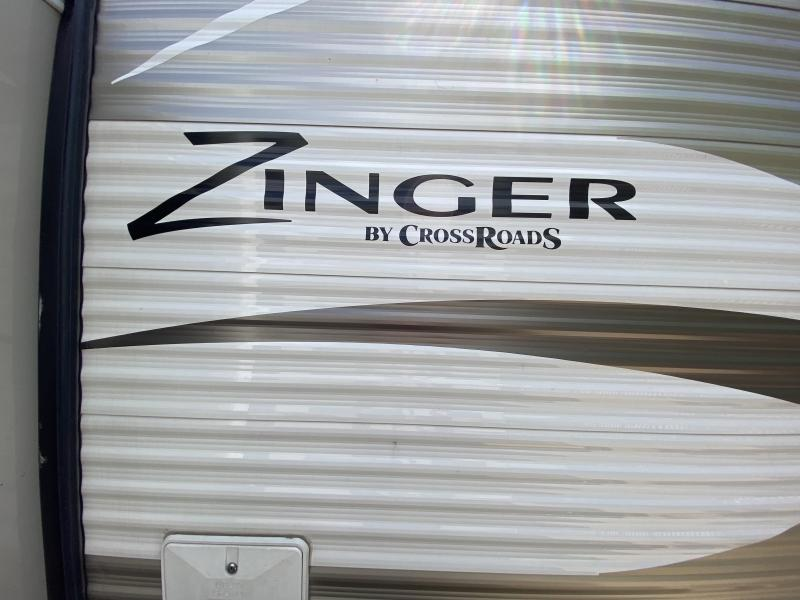 2014 CrossRoads RV ZINGER 26BH