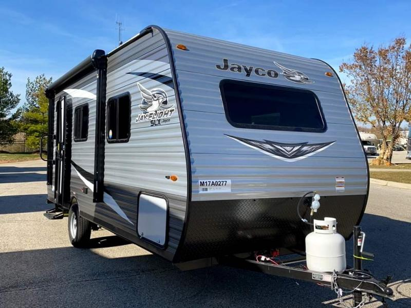 2021 Jayco JAY FLIGHT SLX 7 195RB