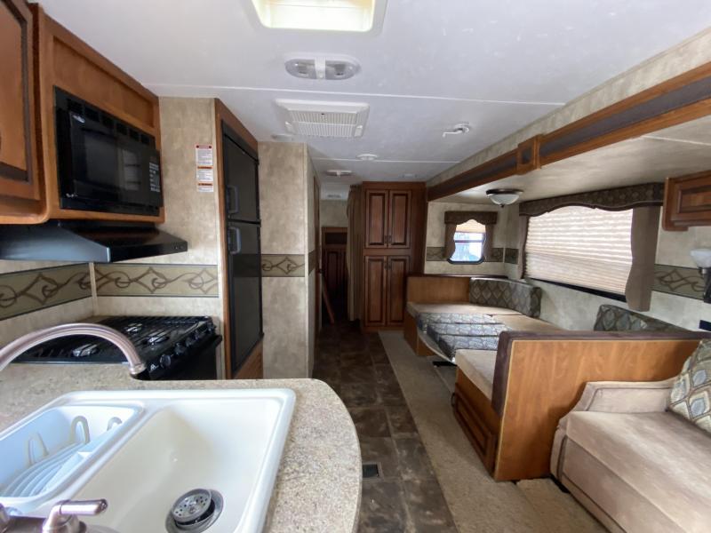 2012 Keystone RV LAREDO 291TG
