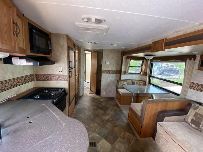 2012 Keystone RV SPRINTER 272BH