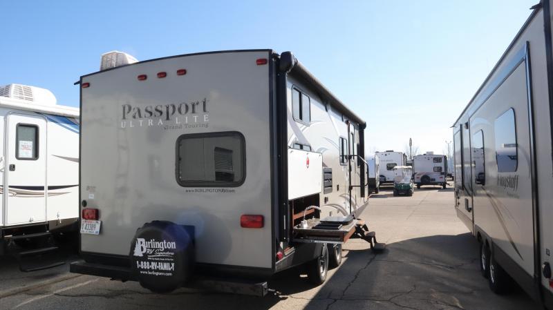 2016 Keystone RV PASSPORT 2400BH