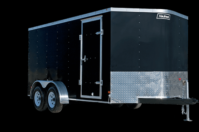 2021 Haulmark 7 x 16 Passport Deluxe Enclosed Cargo Trailer