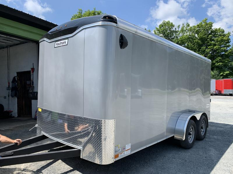 2021 Haulmark Transport 7x16 Enclosed Cargo Trailer