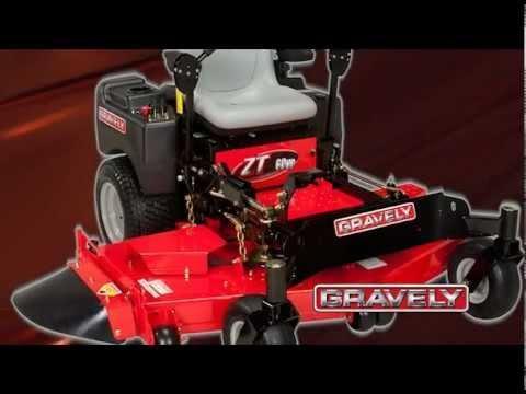 2018 Gravely ZT HD 60- KAWASAKI Lawn/ Zero Turn Mower