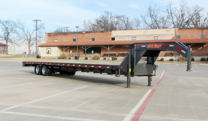 "2020 MAXXD 40'X102"" Flatbed Trailer   ******HAVE EVERY SIZE YOU MAY NEED IN STOCK******"