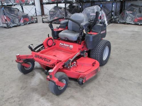 2018 Other Gravely PRO-TURN 460- KAWASAKI FX1000 Lawn/ Zero Turn Mower
