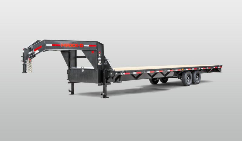 "2022 MAXXD GSX10225- 25' X 102"" Flatbed Trailer"