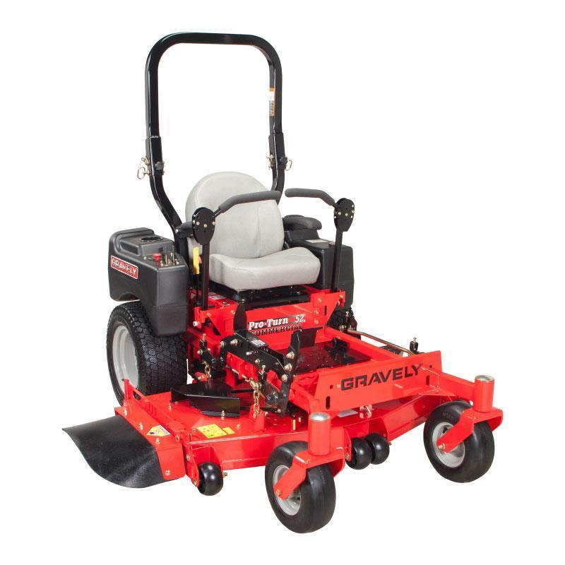 2018 Gravely PRO-TURN 52- KOHLER Lawn/ Zero Turn Mower