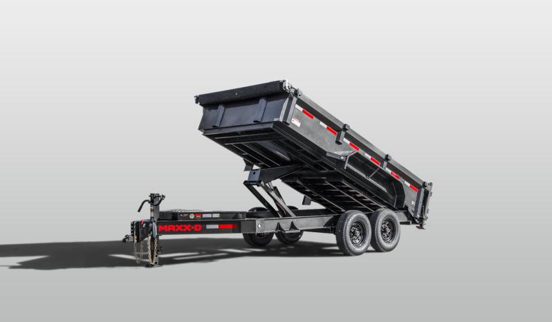"2022 MAXXD DJX8316- 16' X 83"" Dump Trailer"