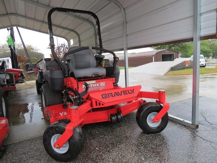 2018 Other Gravely PRO- TURN 452- KAWASAKI Lawn/ Zero Turn Mower