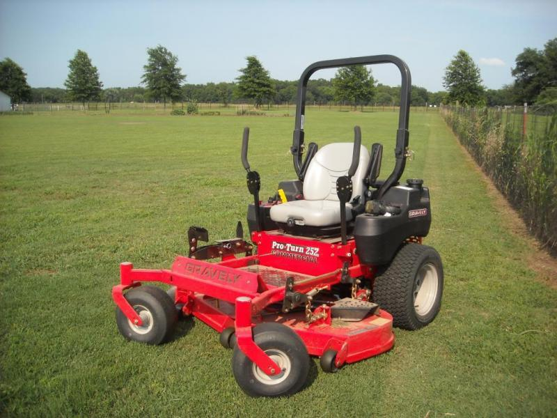 2018 Other Gravely PRO-TURN 252- YAMAHA Lawn/ Zero Turn Mower
