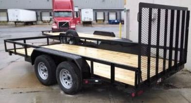 "2020 MAXXD 18'X83"" Utility Trailer  ******HAVE EVERY SIZE YOU MAY NEED IN STOCK******"