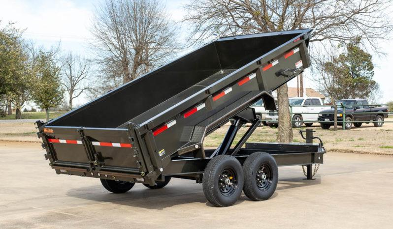 "2021 MAXXD 14'X83"" Dump Trailer   ******HAVE EVERY SIZE YOU MAY NEED IN STOCK******"