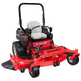 2018 Other Gravely PRO-TURN 272- KAWASAKI Lawn/ Zero Turn Mower