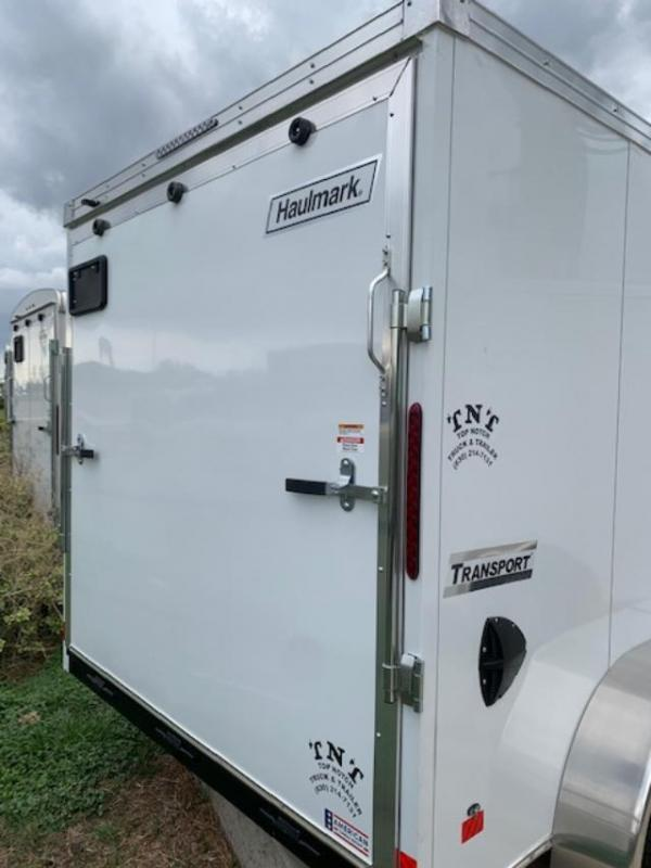 2021 Haulmark TSV712T2 Enclosed Cargo Trailer    ******HAVE EVERY SIZE YOU MAY NEED IN STOCK******