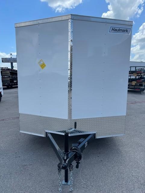 2022 Haulmark PP712T2 Enclosed Cargo Trailer