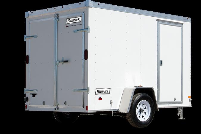 2022 Haulmark TSV510S2 Enclosed Cargo Trailer