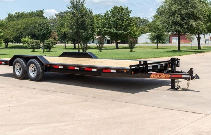 "2020 MAXXD 24'x104"" Equipment Trailer    ******HAVE EVERY SIZE YOU MAY NEED IN STOCK******"