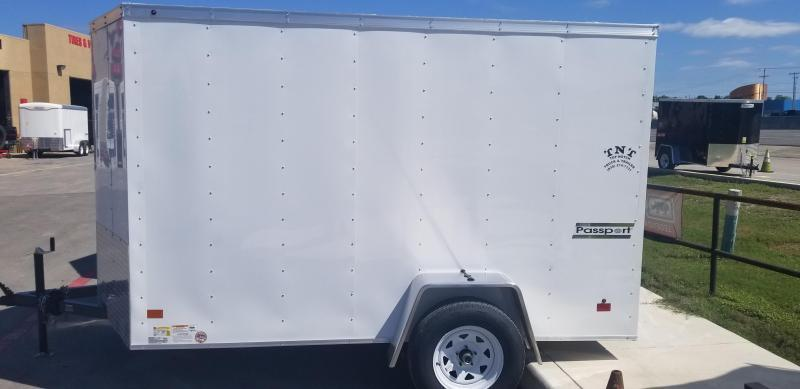 2019 Haulmark PPT6X10DS2 Cargo/Enclosed  ******HAVE EVERY SIZE YOU MAY NEED IN STOCK******