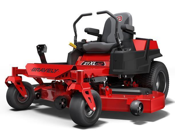 2018 Gravely ZT XL 52 Lawn/ Zero Turn Mowers