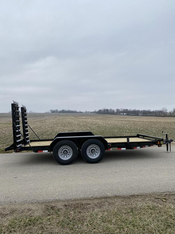 2020 Gatormade Trailers 82x16 14K Equipment Trailer
