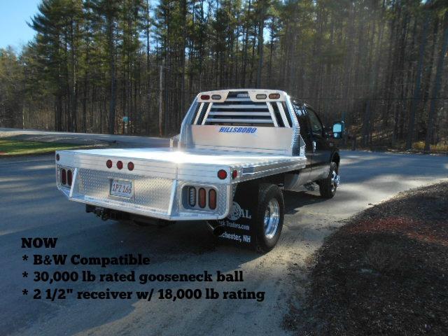 """2020 Hillsboro Industries 81""""x86"""" AL 2500 Series Truck Bed"""