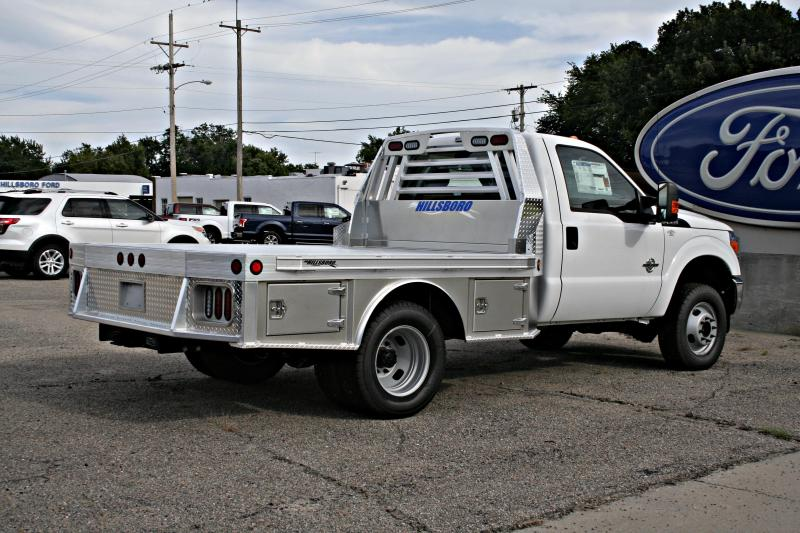"""2020 Hillsboro Industries 96""""X102"""" Aluminum 3500 Series Ford/Chevy Truck Bed"""