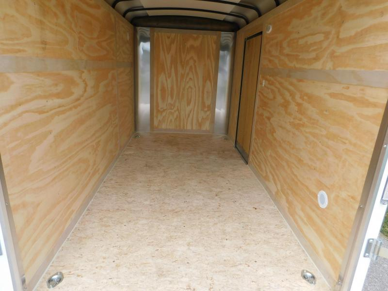 2021 Haul-About 6'X12' Lynx Series Enclosed Cargo Trailer