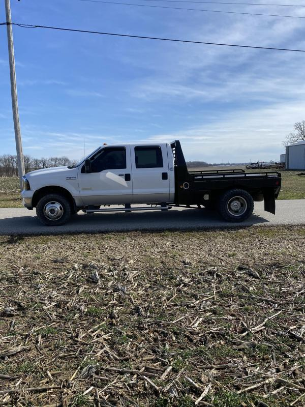 "2020 Hillsboro Industries 96""x136"" Steel GII Truck Bed"