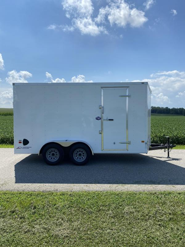 2021 American Hauler 7'x14' 7k Arrow Series Enclosed Cargo Trailer