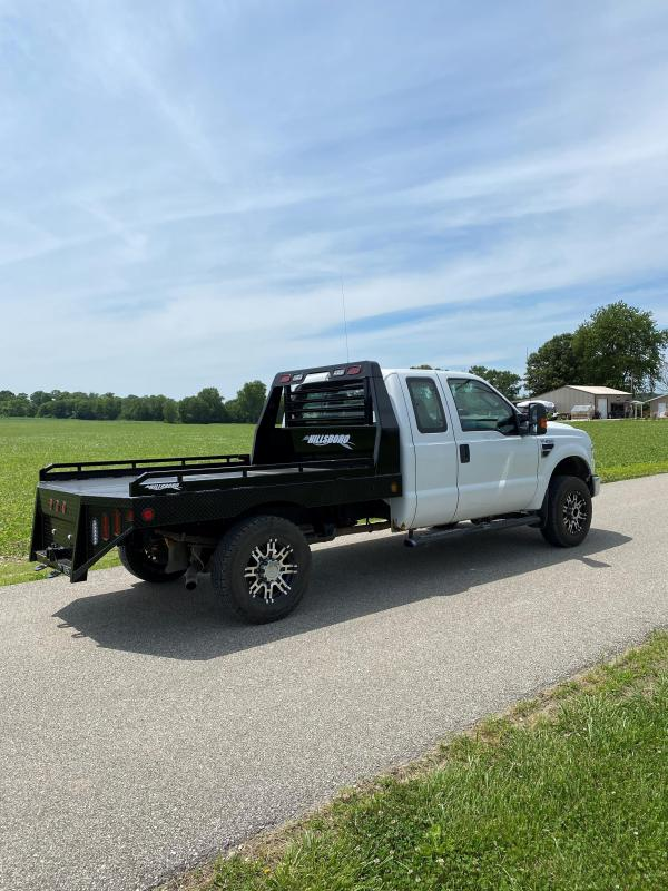 "2021 Hillsboro Industries 80""x102"" Ford Single Wheel Long GII Series Truck Bed"