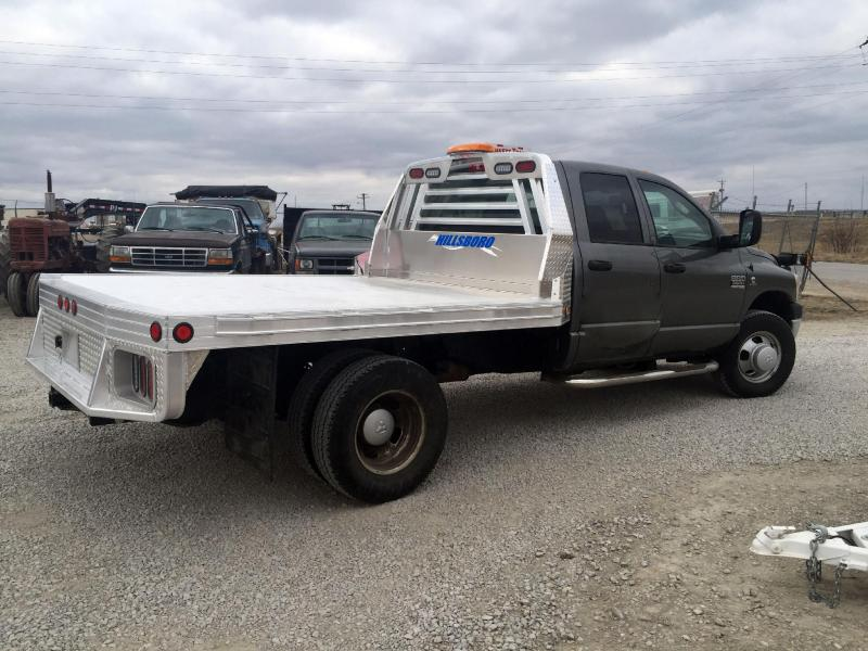"2021 Hillsboro Industries 96""x102"" Dually Box Removal 2500 Series Truck Bed"