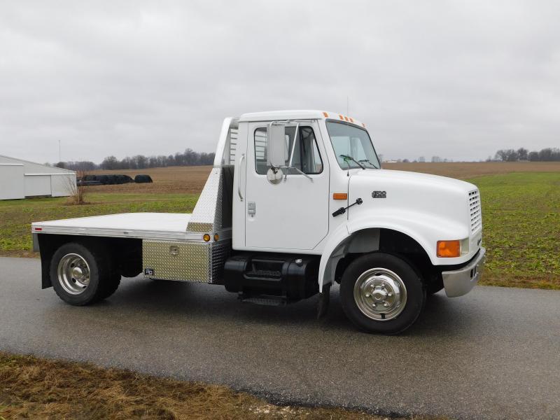 "2021 Hillsboro Industries 7'x8'6"" 2000 Series Single Wheel Long Bed Truck Bed"