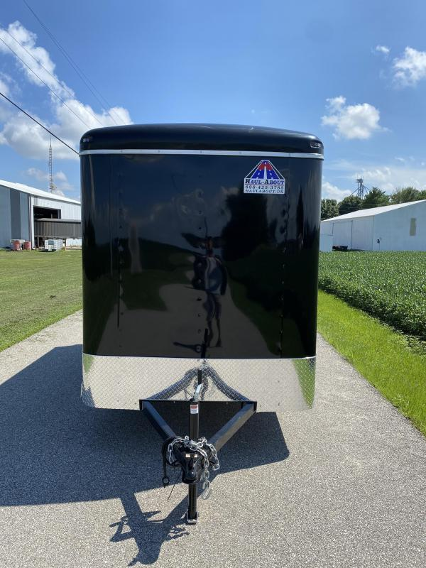 2020 Haul-About 6'x12' Lynx Series Enclosed Cargo Trailer