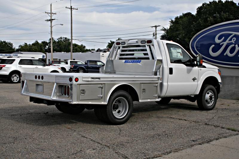 "2020 Hillsboro Industries 96""X112"" Aluminum 3500 Series Truck Bed"