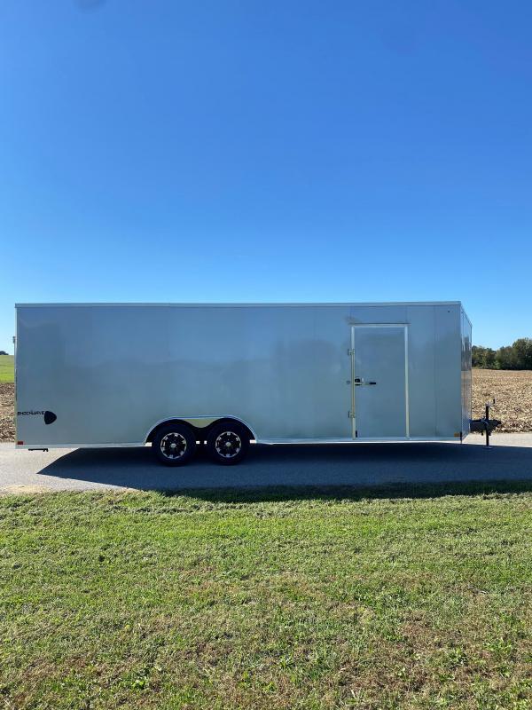 2022 Impact Trailers 8.5'x24' 10.4K Shockwave Enclosed Cargo Trailer