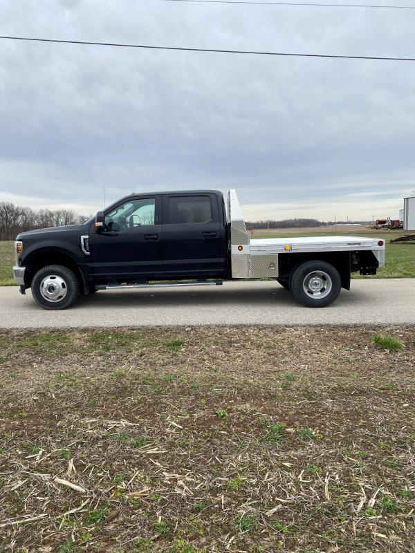"""2021 Hillsboro Industries 96""""x112"""" Dually Cab & Chassis 2500 Series Truck Bed"""