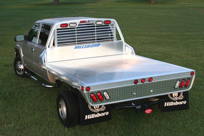 "2021 Hillsboro Industries 8'x9'4"" 2000 Series Truck Bed"