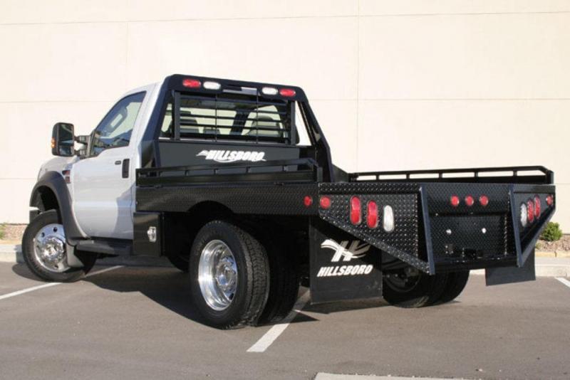 "2017 Hillsboro GII Steel Truck Bed 80"" x 112"""