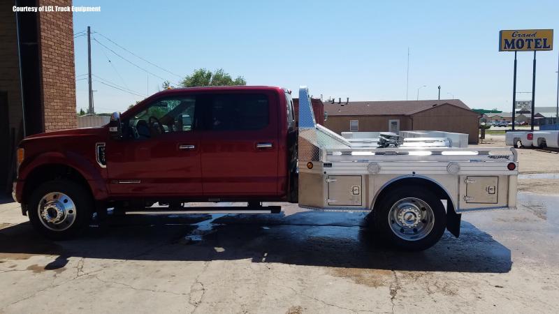 "2020 Hillsboro Industries 96""x102"" Aluminum 4000 Series Ram Truck Bed"