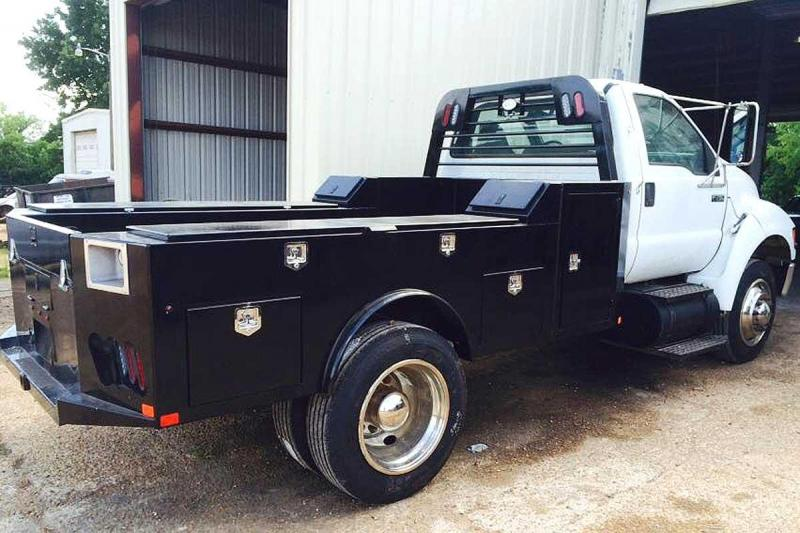 """2022 Norstar 9'4"""" x 90"""" SD Model Dually Cab & Chassis Truck Bed"""