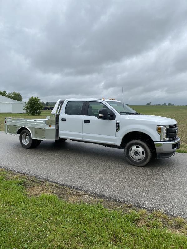 "2022 Hillsboro Industries 96""x112"" 4000 Series Aluminum Truck Bed"