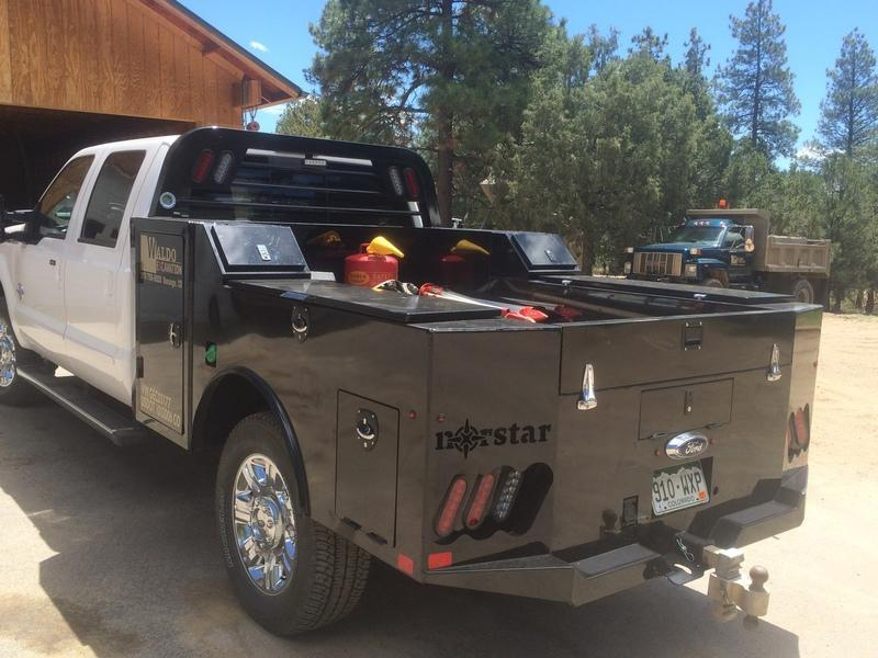 """2022 Norstar 8'6"""" x 90"""" SD Model GM/Ford Dually Box Removal Truck Bed"""