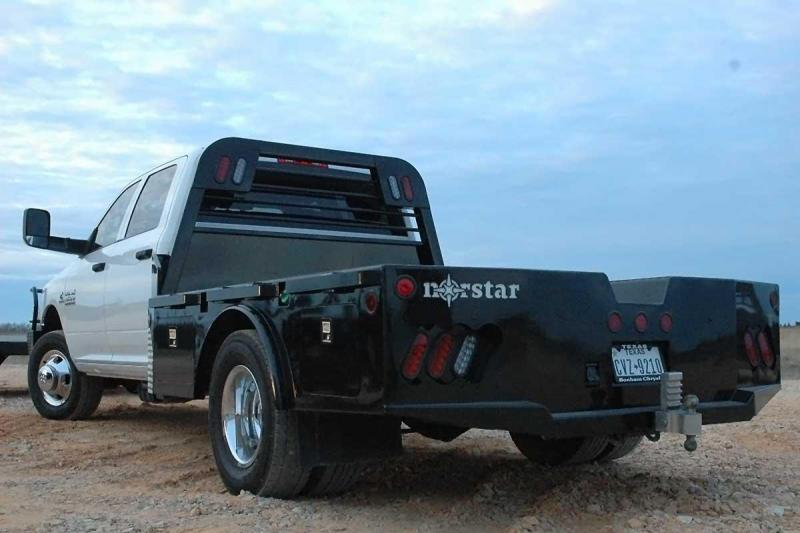 """2021 Norstar 8'6""""x97"""" ST Ford/Chevy Dually Truck Bed"""