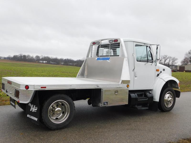 """2021 Hillsboro Industries 8'x9'4"""" 2000 Series Dually Cab & Chassis Truck Bed"""